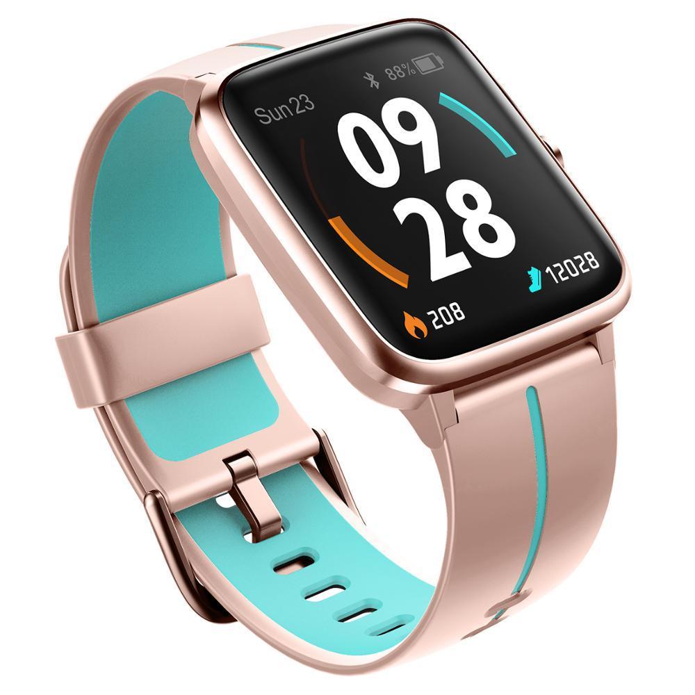 Смарт годинник Ulefone Watch GPS pink-blue