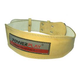 Пояс для важкої атлетики PowerPlay 5084 Світло коричневий L SKL24-143688