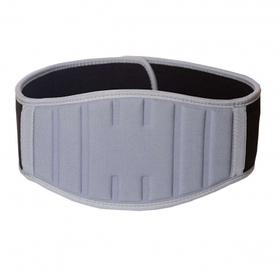 Пояс для важкої атлетики PowerPlay 5425 Сірий, Неопрен XL SKL24-143922