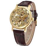 Winner Мужские часы Winner Gold, фото 2