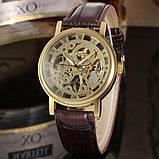 Winner Мужские часы Winner Gold, фото 4