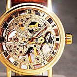 Winner Мужские часы Winner Gold, фото 8