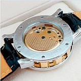 Winner Мужские классические механические часы c автоподзаводом Winner Simple Gold 1106, фото 6