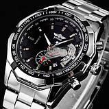 Winner Мужские часы Winner Titanium, фото 8