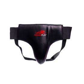 Захист паху PowerPlay 3037 Чорний PU M SKL24-144077