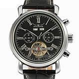 Jaragar Чоловічі годинники Jaragar Silver Star, фото 3