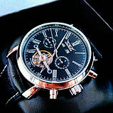 Jaragar Чоловічі годинники Jaragar Silver Star, фото 4