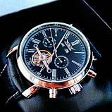 Jaragar Мужские часы Jaragar Silver Star, фото 4