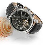 Jaragar Чоловічі годинники Jaragar Silver Star, фото 5