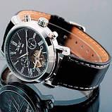 Jaragar Мужские часы Jaragar Silver Star, фото 6