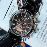 Jaragar Чоловічі годинники Jaragar Silver Star, фото 8