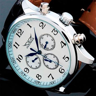 Jaragar Мужские часы Jaragar Elite White