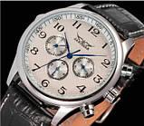 Jaragar Мужские часы Jaragar Elite White, фото 2