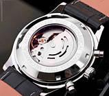 Jaragar Мужские часы Jaragar Elite White, фото 5