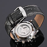 Jaragar Чоловічі годинники Jaragar Elite White, фото 7
