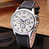 Jaragar Мужские часы Jaragar Elite White, фото 10