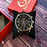 Jaragar Чоловічі класичні механічні годинники Jaragar Elite Black 1013, фото 8