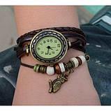 CL Жіночі годинники CL Owl Brown, фото 3