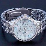 Geneva Женские часы Geneva Silver, фото 8