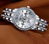 Geneva Женские часы Geneva Silver, фото 9