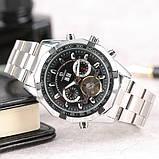 Forsining Чоловічі годинники Forsining Texas, фото 7
