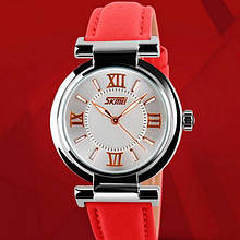 Skmei Женские часы Skmei Elegant Red 9075R
