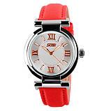 Skmei Жіночі годинники Skmei Elegant Red 9075R, фото 2