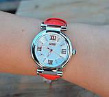 Skmei Жіночі годинники Skmei Elegant Red 9075R, фото 7