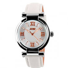 Skmei Жіночі годинники Skmei Elegant White 9075