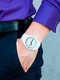 Skmei Мужские спортивные водостойкие часы Skmei Rubber White 9068C, фото 4