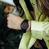 Skmei Жіночі спортивні водостійкі годинники Skmei Rubber Black II 9068, фото 6