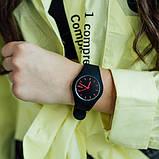 Skmei Жіночі спортивні водостійкі годинники Skmei Rubber Black II 9068, фото 7