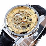 Winner Женские часы Winner Simple с автоподзаводом II, фото 4