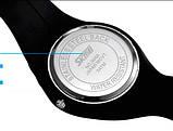 Skmei Чоловічі спортивні водостійкі годинники Skmei Rubber Black II 9068, фото 3