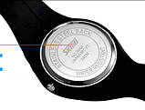 Skmei Мужские спортивные водостойкие часы Skmei Rubber Black II 9068, фото 3