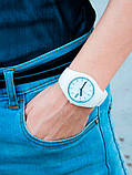 Skmei Жіночі годинники Skmei Rubber White II 9068C, фото 5