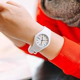 Skmei Жіночі годинники Skmei Rubber White II 9068C, фото 6