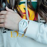 Skmei Жіночі годинники Skmei Rubber White II 9068C, фото 9