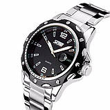 Skmei Спортивні чоловічі наручні годинники Skmei Robby Steel 0992S, фото 2