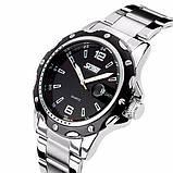 Skmei Спортивные мужские наручные часы Skmei Robby Steel 0992S, фото 2