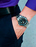 Skmei Спортивні чоловічі наручні годинники Skmei Robby Steel 0992S, фото 4