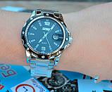Skmei Спортивні чоловічі наручні годинники Skmei Robby Steel 0992S, фото 5