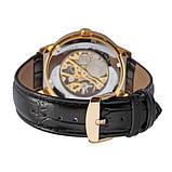 Forsining Мужские классические механические часы Forsining Rich Black 1120, фото 10