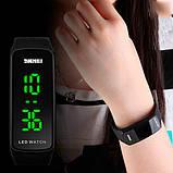 Skmei Мужские спортивные водостойкие часы Skmei Electro 1119, фото 8