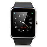 UWatch Смарт часы Smart GT08 Black, фото 3