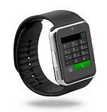 UWatch Смарт часы Smart GT08 Black, фото 8