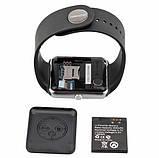 UWatch Умные смарт часы с сим-картой 2018 года Smart GT08 UWatch 5003 Black, фото 9