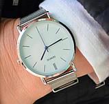 Geneva Жіночі годинники Geneva Steel Silver, фото 5