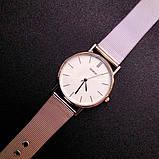Geneva Жіночі годинники Geneva Steel Silver, фото 7