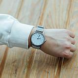 Geneva Жіночі годинники Geneva Steel Silver, фото 8
